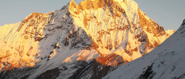 Annapurna circut Himalayas