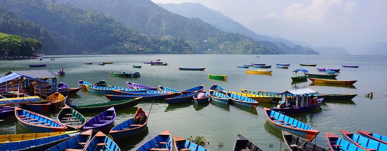 pokhara-nepal-boating