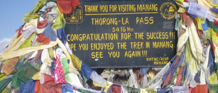 Throung Pass